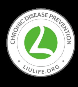 LiuLife chronic disease prevention seal