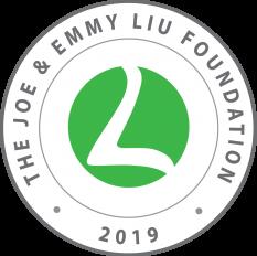 Liu Foundation green seal
